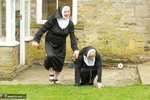 ClaireKnight. Nuns On The Run Free Pic