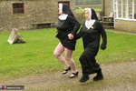 ClaireKnight. Nuns On The Run Free Pic 18