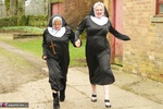 ClaireKnight. Nuns On The Run Free Pic 19