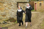 ClaireKnight. Nuns On The Run Free Pic 20