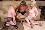 ClaireKnight. Hot Threesome Pt1 Free Pic 15
