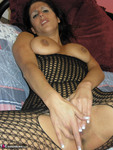 LavenderRayne. Fishnet Body Stocking & Finger Fuck Free Pic 12