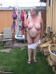 GirdleGoddess. Laundry Girl Free Pic 11