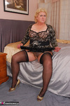 Fanny. Nylons Over Pantyhose Free Pic 5