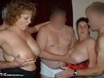 KinkyCarol. Orgy In The Living Room Free Pic 4
