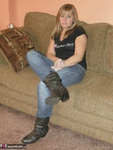 Liisa. Thight Jeans Free Pic