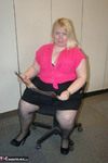 LexieCummings. Lexie's Office Strip Free Pic