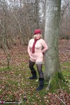 Barby. Barby's Winter Woodland Walk Free Pic