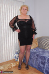 Fanny. Flouncy Sheer Top Free Pic 1