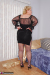 Fanny. Flouncy Sheer Top Free Pic 2
