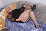 Fanny. Flouncy Sheer Top Free Pic 5