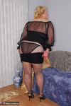 Fanny. Flouncy Sheer Top Free Pic 7