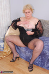 Fanny. Flouncy Sheer Top Free Pic 11
