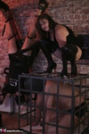 VeronicaJade. Fun with two guys in a dungeon Free Pic 10