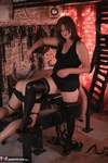 VeronicaJade. Fun with two guys in a dungeon Free Pic 17
