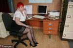 ValgasmicExposed. In The Office Free Pic 2