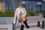 Nude Chrissy. Frivolous Showcase Walk Free Pic 3