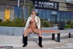 Nude Chrissy. Frivolous Showcase Walk Free Pic 6