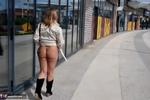 Nude Chrissy. Frivolous Showcase Walk Free Pic 11