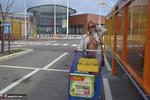 Nude Chrissy. Frivolous Showcase Walk Free Pic 17