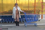 Nude Chrissy. Frivolous Showcase Walk Free Pic 18