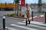 Nude Chrissy. Frivolous Showcase Walk Free Pic 20