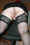 ValgasmicExposed. Stocking Tops Free Pic 9