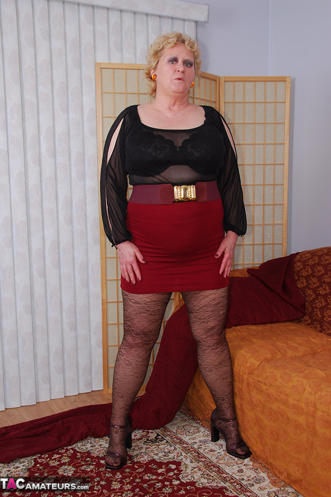 Lacy Stocking 92