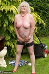 ClaireKnight. In The Garden Free Pic 11