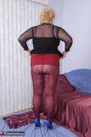 . Plum Pantyhose Free Pic 3