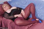 . Plum Pantyhose Free Pic 9