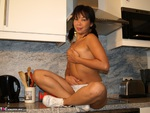 AsianDeepthroat. Melissa Naked In The Kitchen Free Pic