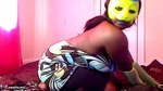 EvetteStar. Yellow Mask Free Pic 8