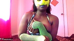 EvetteStar. Yellow Mask Free Pic 14