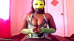 EvetteStar. Yellow Mask Free Pic 15