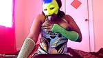 EvetteStar. Yellow Mask Free Pic 16