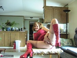 MishaMILF. Lady In Red 2 Free Pic 8