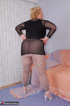 Fanny. Pantyhose Over Fishnet Free Pic 2