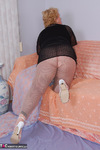 Fanny. Pantyhose Over Fishnet Free Pic 3