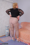Fanny. Pantyhose Over Fishnet Free Pic 4