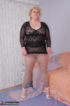Fanny. Pantyhose Over Fishnet Free Pic 5