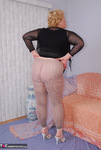 Fanny. Pantyhose Over Fishnet Free Pic 8