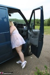 LexieCummings. Strip In The Van Free Pic