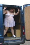 LexieCummings. Strip In The Van Free Pic 11