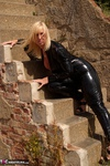 Melody. PVC Cat Suit Free Pic