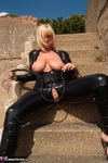 Melody. PVC Cat Suit Free Pic 7