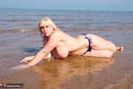 Melody. Bikini On The Beach Free Pic