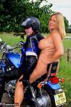 Nude Chrissy. Biker Girl Free Pic 2