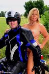 Nude Chrissy. Biker Girl Free Pic 3