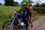 Nude Chrissy. Biker Girl Free Pic 4